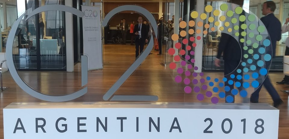 Foundations Platform F20 on the G20 outcome: A sign of hope – Communiqué of the G20 reaffirms commitment to fight climate change