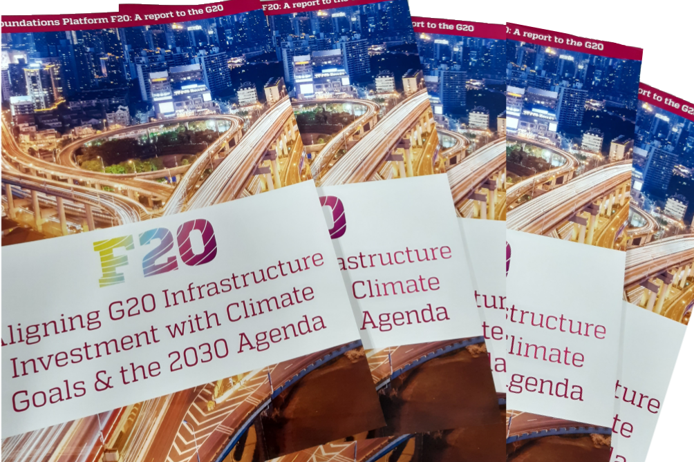 More than 50 International Foundations Warn of Ignoring Climate Change and Sustainability at the Next G20 Summit